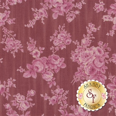 Antique Rose 31301-20 by Lecien Fabrics