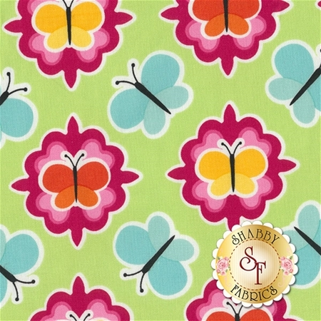 Anna's Garden SPR63781-6470715 by Patrick Lose Fabrics- REM