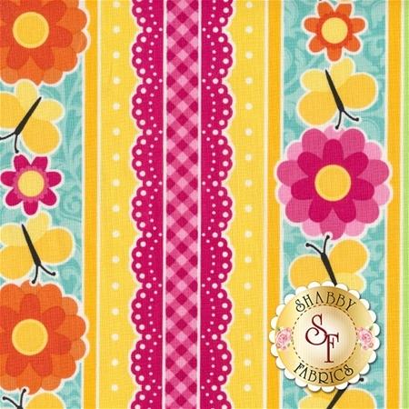 Anna's Garden SPR63793-C300715 by Patrick Lose Fabrics- REM