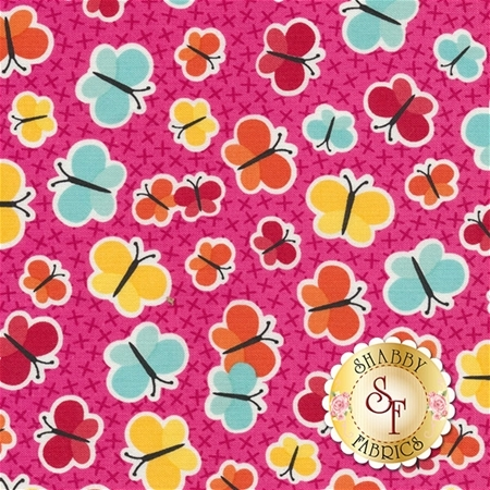 Anna's Garden SPR63799-C300715 by Patrick Lose Fabrics