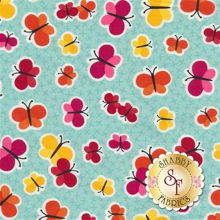 Anna's Garden SPR63799-E190715 by Patrick Lose Fabrics- REM