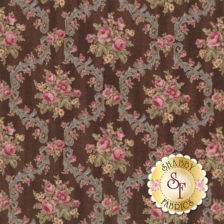 Antique Rose Spring 2016 31299-80 by Lecien Fabrics