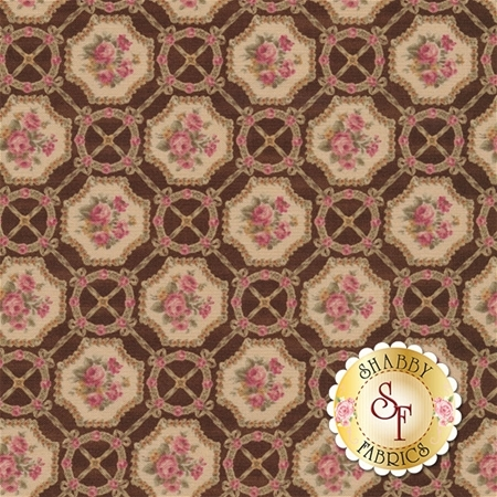 Antique Rose Spring 2016 31300-80 by Lecien Fabrics