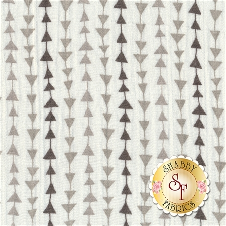 Embrace Double Gauze - Arrow Natural from Shannon Fabrics