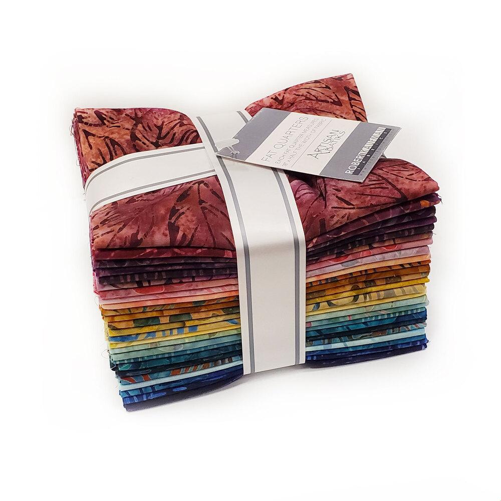 Artisan Batiks: Daybreak 25 FQ Set on a white background