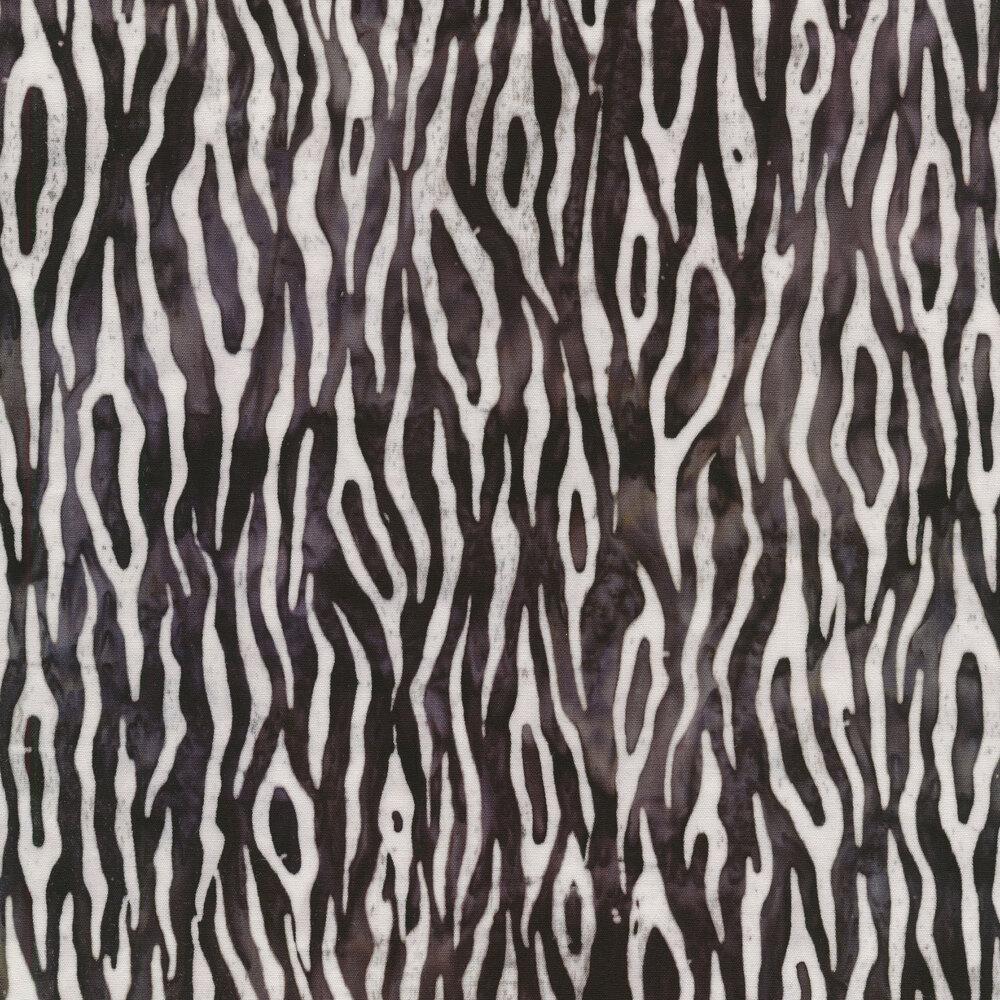 Black and white zebra print | Shabby Fabrics