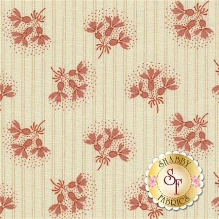 Ashford 24550-D Rose by Quilting Treasures REM