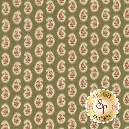 Ashford 24551-G Olive by Quilting Treasures