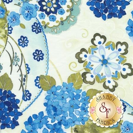 Ajisai 1AJI1 by In The Beginning Fabrics