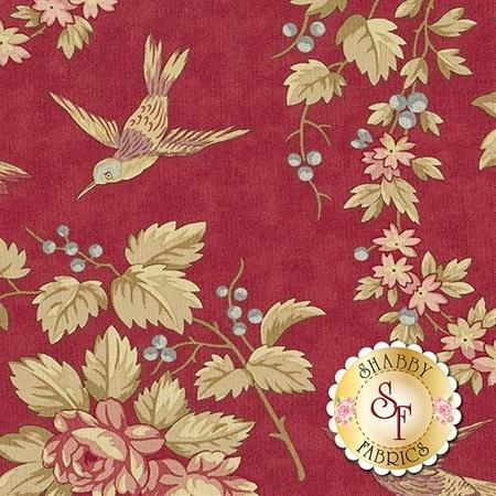 At Home 2790-11 by Blackbird Designs for Moda Fabrics