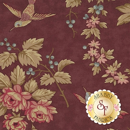 At Home 2790-14 by Blackbird Designs for Moda Fabrics