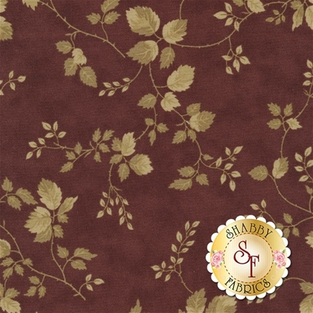 At Home 2792-14 Wild Berries by Blackbird Designs for Moda Fabrics