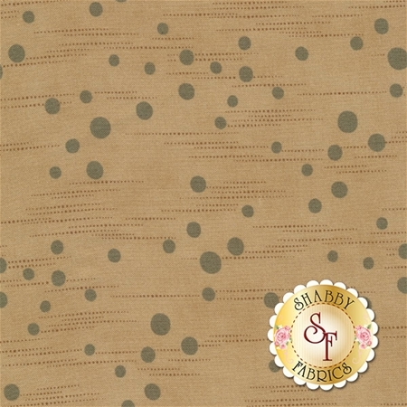 At Home 2794-22 Vanilla Chambray by Blackbird Designs for Moda Fabrics