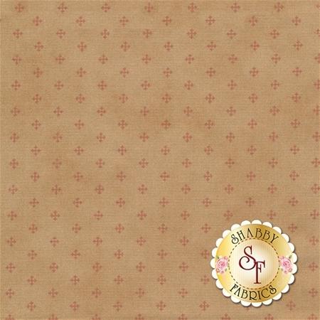 At Home 2797-22 Vanilla Rose by Blackbird Designs for Moda Fabrics