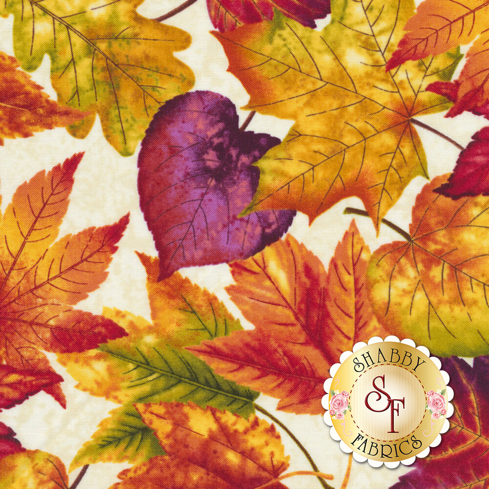 Autumn Album 2017-44 by Henry Glass Fabrics