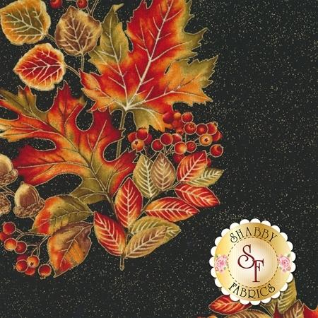 Autumn Leaves 5430M-12 by Benartex Fabrics