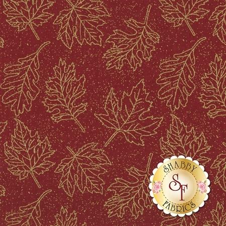 Autumn Leaves 5435M-19 by Benartex Fabrics