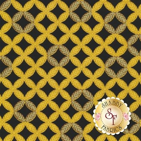 Autumn Splendor 8416M-49 by Maria Kalinowski for Benartex Fabrics