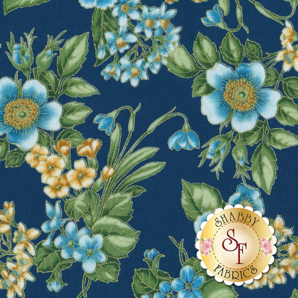 Avery Hill 17989-4 by Robert Kaufman Fabrics available at Shabby Fabrics