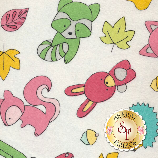 Babe In The Woods F8100-WP by Maywood Studio Fabrics