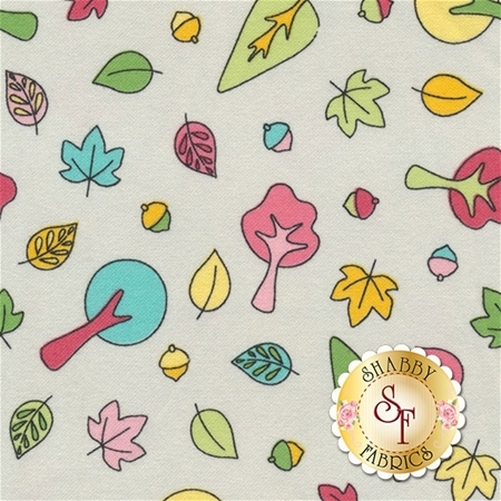 Babe In The Woods F8102-KP by Maywood Studio Fabrics