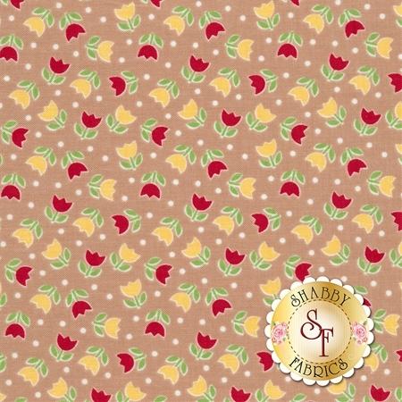 Bake Sale 2 C6984-NUTMEG by Lori Holt for Riley Blake Designs