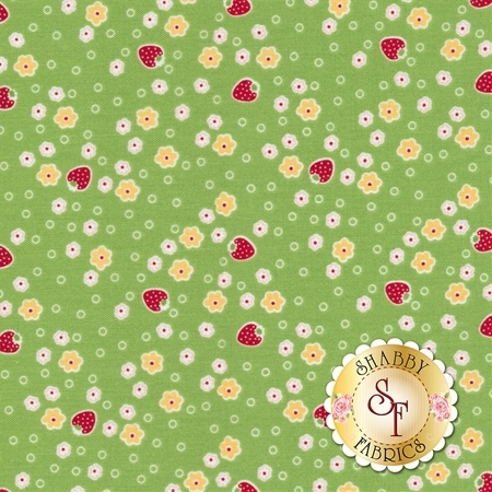 Bake Sale 2 C6985-GREEN by Lori Holt for Riley Blake Designs