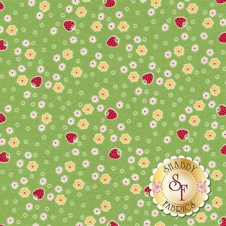 Bake Sale 2 C6985-GREEN by Lori Holt for Riley Blake Designs- REM