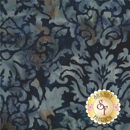Bali Christmas J2399-21 By Hoffman Fabrics