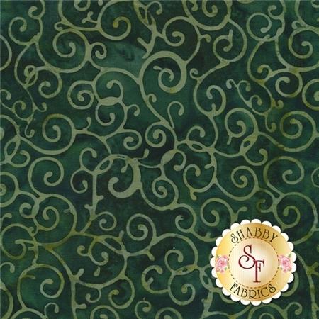 Bali Batik G2242-60 Hunter by Hoffman Fabrics