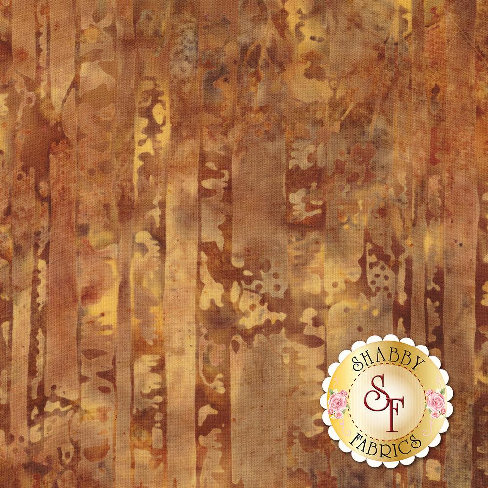 Bali Batiks Q2141-168 Birch Nutmeg for Hoffman Fabrics California International