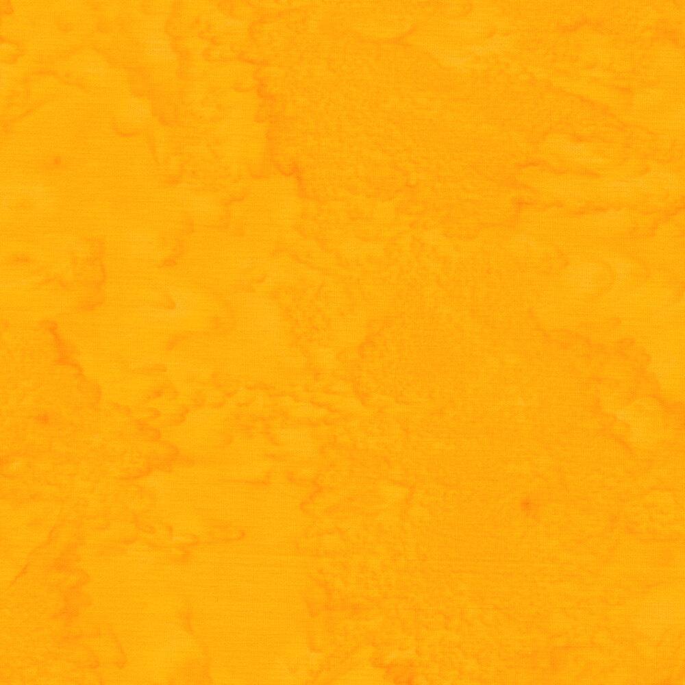 Yellow marbled batik