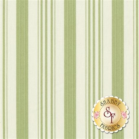 Barefoot Roses-Legacy PWTW052-Green by Tanya Whelan for Free Spirit Fabrics