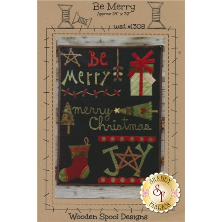 Be Merry Pattern