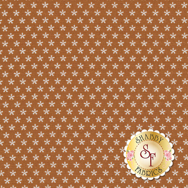 Bee Basics C6403-CINNAMON from Riley Blake Designs