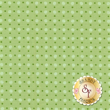 Bee Basics C6405-GREEN by Lori Holt from Riley Blake Designs