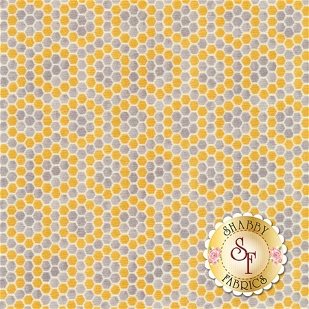 Bee Inspired 19798-13 by Moda Fabrics- REM