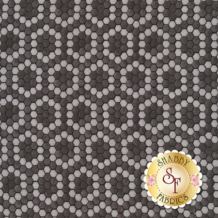Bee Inspired 19798-15 Ebony by Deb Strain for Moda Fabrics