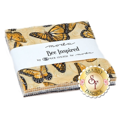 Bee Inspired  Charm Pack by Deb Strain for Moda Fabrics