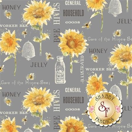 Bee My Sunshine 43314-1 by Whistler Studio for Windham Fabrics