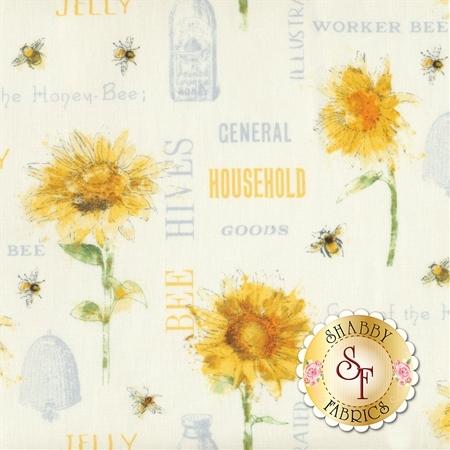 Bee My Sunshine 43314-3 by Windham Fabrics