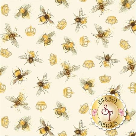 Bee My Sunshine 43317-3 by Whistler Studio for Windham Fabrics