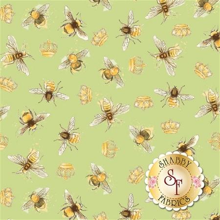 Bee My Sunshine 43317-4 by Whistler Studio for Windham Fabrics