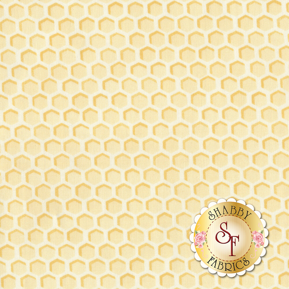 Bee Joyful 19875-11 Parchment by Deb Strain from Moda Fabrics
