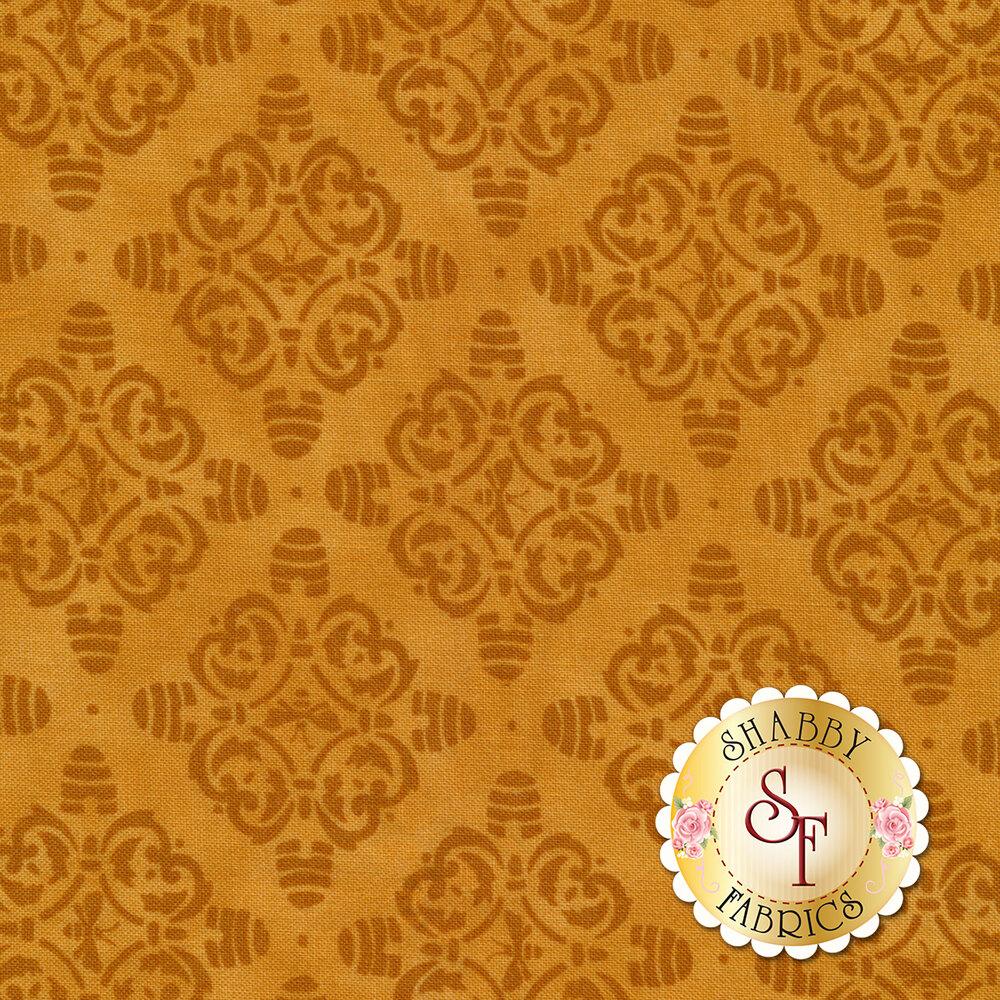 Bee Joyful 19878-13 Honey by Deb Strain from Moda Fabrics