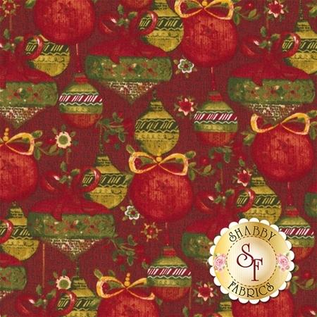Believe In The Season Y2165-83 by Sue Zipkin for Clothworks Fabrics