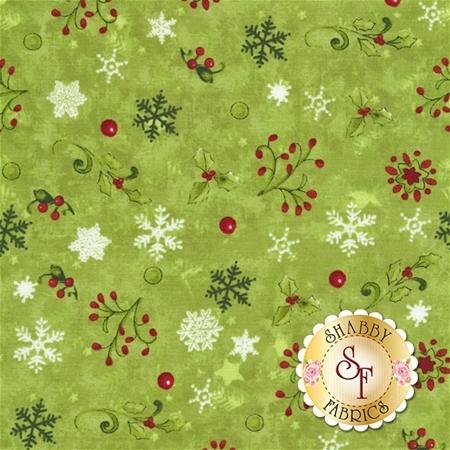 Believe In The Season Y2166-24 by Sue Zipkin for Clothworks Fabrics