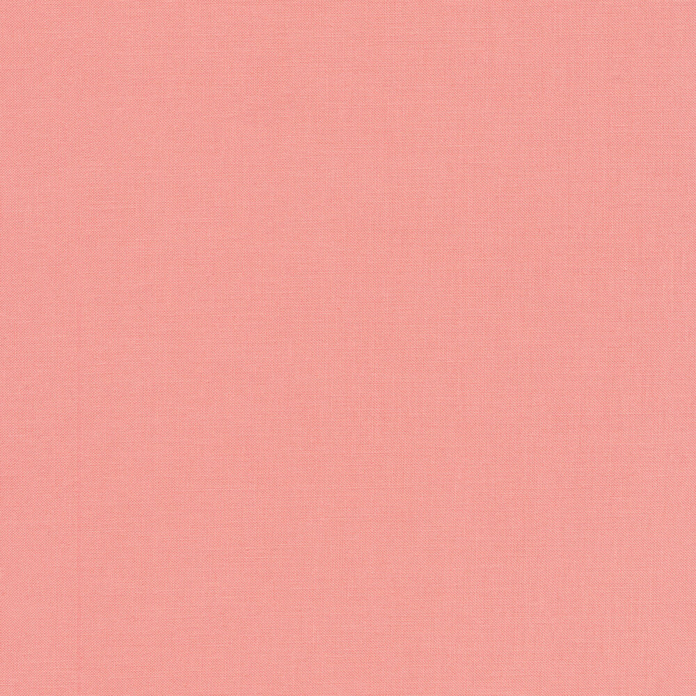 Solid medium pink fabric | Shabby Fabrics