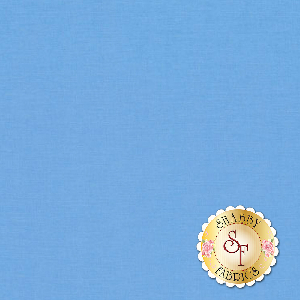 Bella Solids 9900-142 Little Boy Blue Moda Fabrics