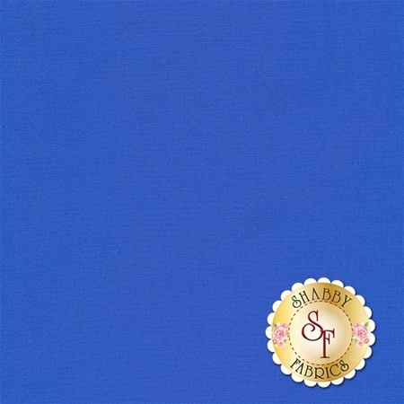 Bella Solids 9900-167 Amelia Blue by Moda Fabrics